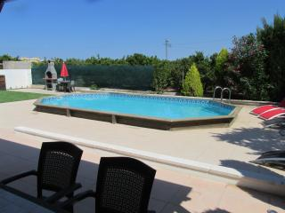 4 bedroom traditional Spanish Casita with pool - Oliva vacation rentals