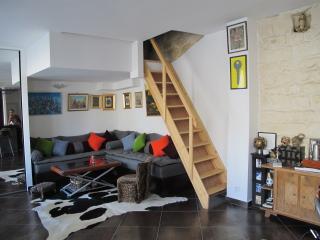 Design Loft, Duplex in the heart of Paris - Paris vacation rentals