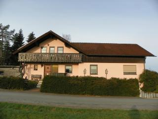 Flat for up to five people in Weissenstadt, Germany, with mountain- and lake views - Weissenstadt vacation rentals