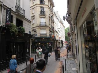Bohemian Duplex in Center Latin quarter St Germain - Paris vacation rentals