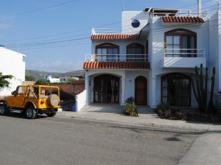 Beautiful Beach Front House and Apartment for rent - Crucita vacation rentals