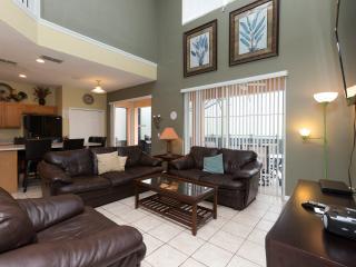 Elegant 8 Bedroom Private Heated Pool/Spa Villa Near Disney - Kissimmee vacation rentals