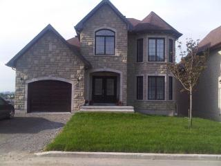 Luxurious Single Family Home in Gatineau - Gatineau vacation rentals