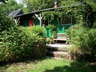 The Secret Caravan at  Banc yr Eithin - Newport vacation rentals