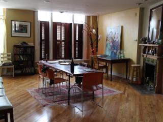 ALONZO: Art Filled Loft in Wicker Park - Chicago vacation rentals
