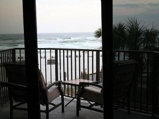 PS WE ARE BEACHFRONT! DIRECTLY ON BEACH!  & POOL - Panama City Beach vacation rentals