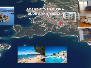 Apartments Duska Rovinj - blue apartment - Rovinj vacation rentals
