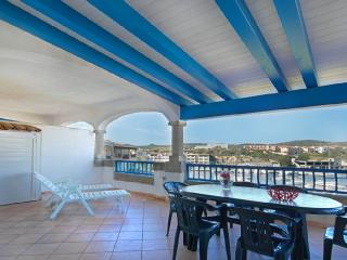 Delfino A with Veranda on Port 6px-Santa Teresa Gallura - Santa Teresa di Gallura vacation rentals