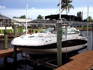 Gulf Access Villa, with Pool and Boat avail - Cape Coral vacation rentals