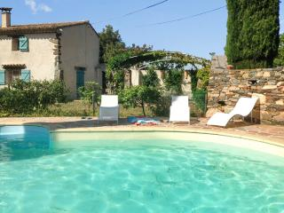 Peaceful villa in Vidauban, Provence, with pool and lush surrounds - Vidauban vacation rentals