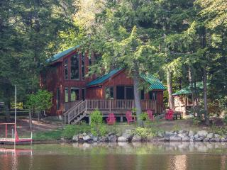 Peaceful Lakefront Cabin with Sauna, Kayak, Canoe - Wells vacation rentals