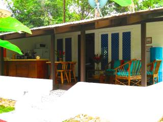 Cozy Villa steps from Beach - Coralina - Limon vacation rentals