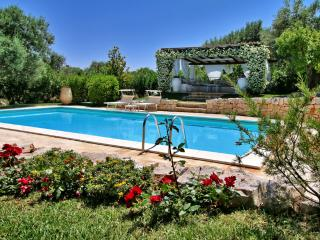 LA DIMORA DI GENNA -TRULLO WITH POOL - Favaro vacation rentals