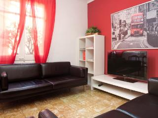 BLUE TERRACE, up to 12! - Barcelona vacation rentals