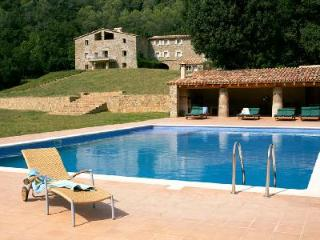Can Jan- nestled in the Catalonian foothills on 500 acres, great for groups - Besalu vacation rentals