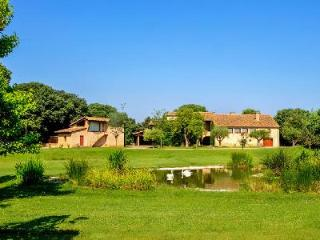 Mas Simon Villa with pool, gardens, countryside views & maid service - Girona vacation rentals