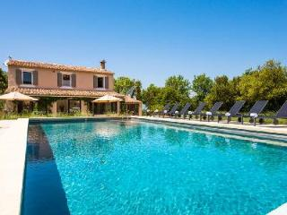 A Peaceful Retreat - Pet-Friendly Villa Cachee offers Outdoor Dining, Pool & Coutryside Views - Luberon vacation rentals