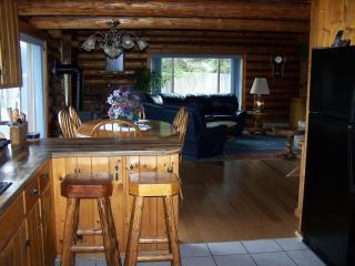 Log Home - Condon vacation rentals