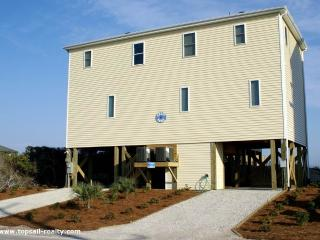 SALTY PAWS - Topsail Beach vacation rentals