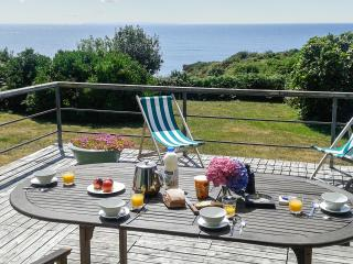 Large house in the heart of Finistère, Brittany, with 6 bedrooms, private garden and sea views - Moelan-sur-mer vacation rentals