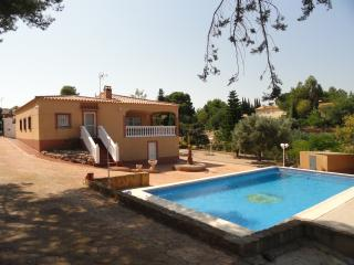Holiday villa with private pool - Turis vacation rentals