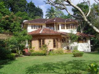 Villa Ebony: Quiet holiday home close to Kandy - Kandy vacation rentals