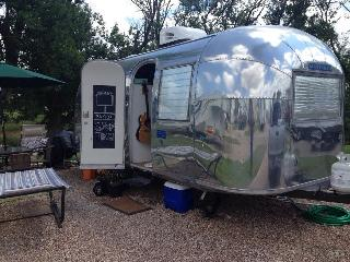 Remodeled Airstream Travel Trailer Near Baylor - Waco vacation rentals