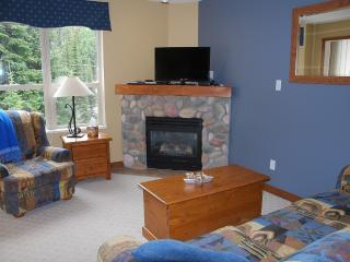 Fabulous 2 bed condo right on the hill Pet Friendl - Silver Star Mountain vacation rentals