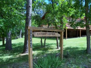 Vacation Home with view between Sturgis & Deadwood - Sturgis vacation rentals