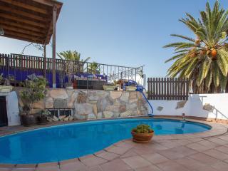 Bonitas vistas con piscina - Telde vacation rentals