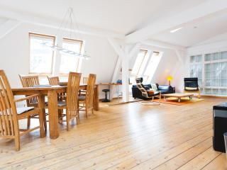 Attic Loft in Berlin, Germany - Berlin vacation rentals