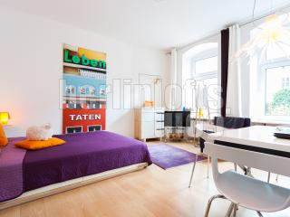 Gesundbrunnen Studio in Berlin, Germany - Berlin vacation rentals