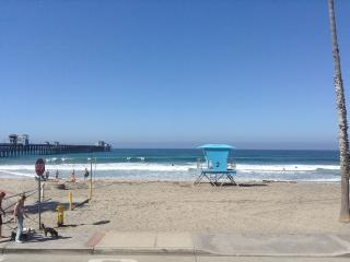 On The Beach For August! - Oceanside vacation rentals