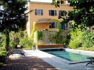 Superb bastide 8p with nice view, Grasse, Côte d'Azur - Grasse vacation rentals
