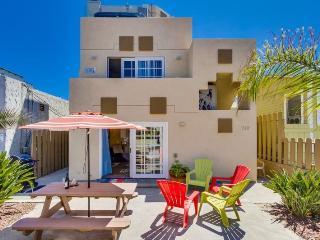 Sadie's Mission Beach Mediteranean Casa - Mission Beach vacation rentals