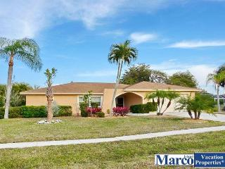 Inviting house w/ spacious heated pool & short walk to beach - Marco Island vacation rentals