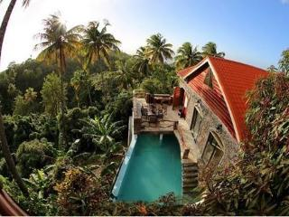 Luxury Villa with Piton and sea views - Soufriere vacation rentals