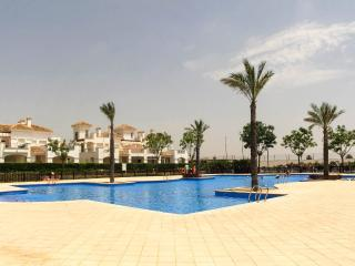 Large stylish golf apartment overlooking pools - Murcia vacation rentals