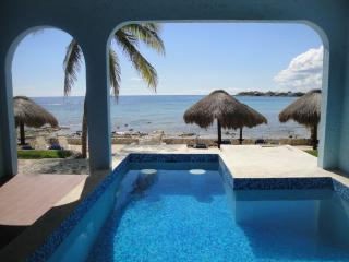 Amazing ocean view w/ ceiling to floor windows - Akumal vacation rentals