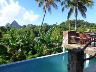 Magical Property with stunning views - Soufriere vacation rentals