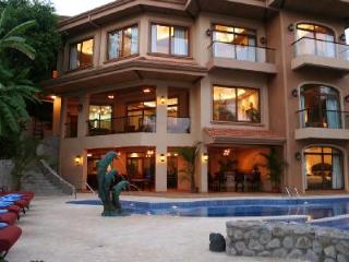 Palacio Tropical - Majestic Oceanfront Estate - Private Beach, Staff - Tambor vacation rentals