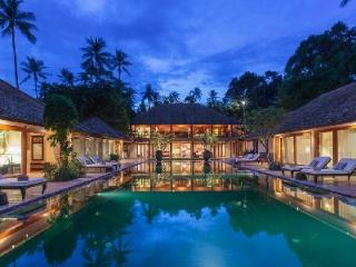 Enjoy a Private, Upscale Family Residence in Baan Wanora Villa - Steps to Beach - Koh Samui vacation rentals