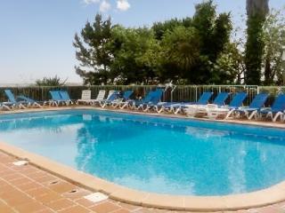 In Corsica, apartment w balcony, pool, tennis, sleeps 4 - 50m from Moriani Beach - Santa Luccia Di Moriani vacation rentals