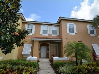 EMERALD ISLAND (8409BL) - 3BR 2.5BA Townhome gated Resort, close Disney - Four Corners vacation rentals