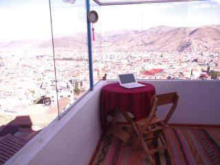 San Blas Penthouse Suite- Sunset/Sunrise 240° View - Cusco vacation rentals