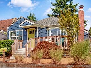 Darling West Seattle House One block from Beach! - Seattle vacation rentals