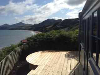 Unique coastal hideaway with panoramic views - Nefyn vacation rentals