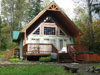 The Alpine Chalet at Mt Rainier - Packwood vacation rentals