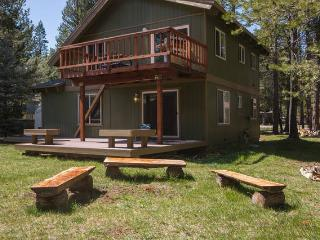 Remodeled Private 3BD Chalet on the Forest - South Lake Tahoe vacation rentals