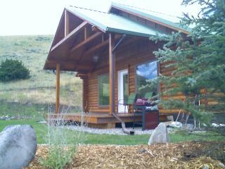 MontanaCabinRetreats Sage Cabin #2 - Emigrant vacation rentals